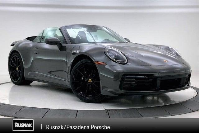 2021 Porsche 911 Carrera Cabriolet RWD