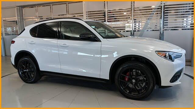 2020 Alfa Romeo Stelvio RWD