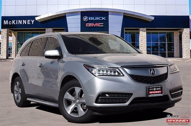 2014 Acura MDX FWD