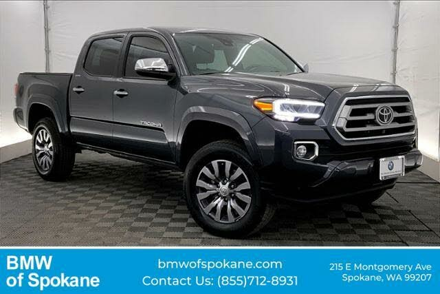 2021 Toyota Tacoma Limited Double Cab 4WD