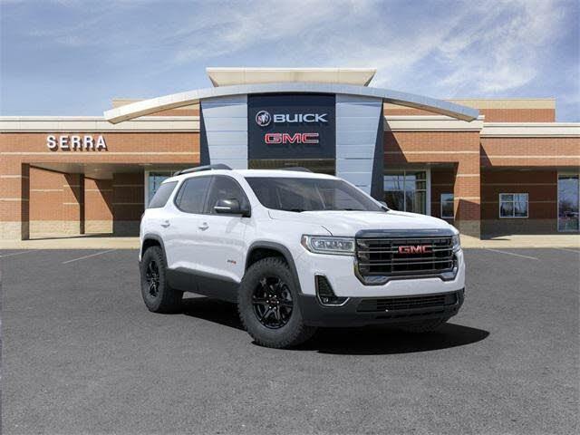 2021 GMC Acadia AT4 AWD