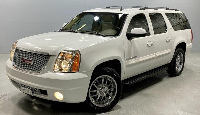 2007 GMC Yukon XL 1500 SLT-1