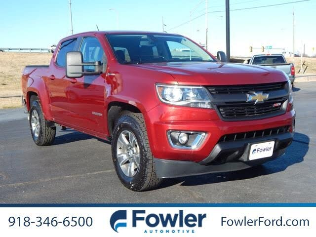 2018 Chevrolet Colorado Z71 Crew Cab 4WD