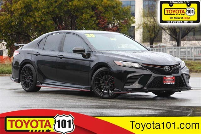 2020 Toyota Camry TRD FWD
