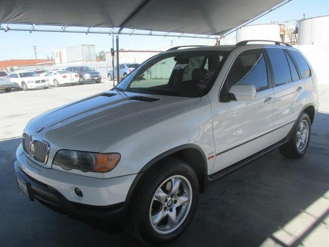 2003 BMW X5 4.4i AWD