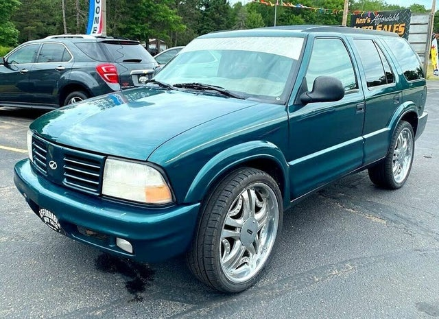 1998 Oldsmobile Bravada 4 Dr STD AWD SUV