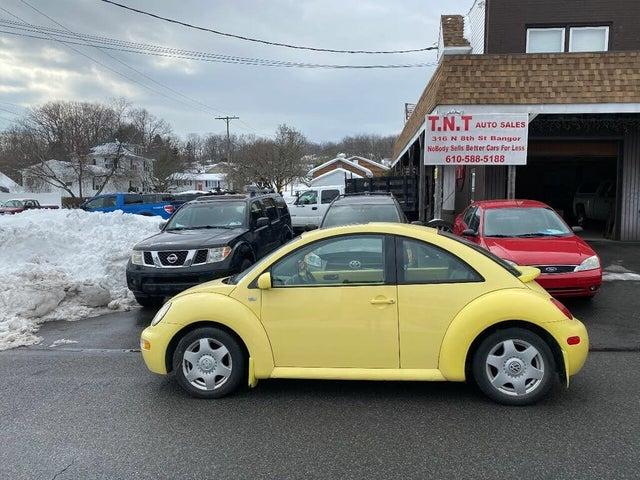 2001 Volkswagen Beetle GLS TDi