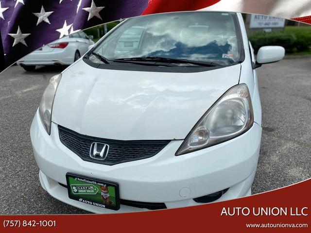 2009 Honda Fit Sport with Nav