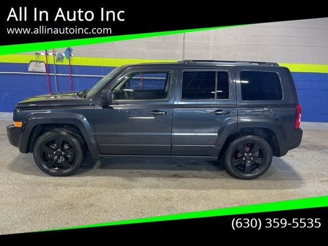 2014 Jeep Patriot Altitude Edition