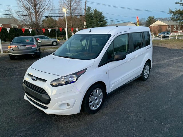 2015 Ford Transit Connect Wagon XLT FWD with Rear Cargo Doors
