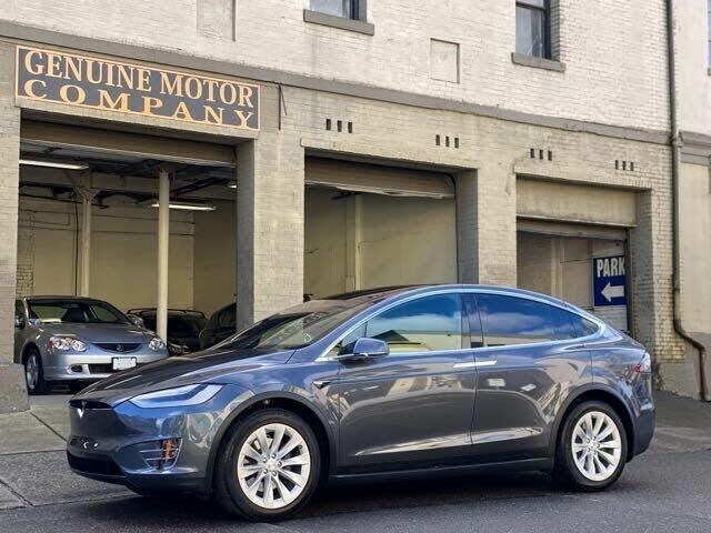 2020 Tesla Model X Long Range Plus AWD