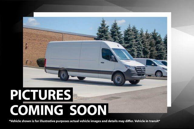 2020 Mercedes-Benz Metris Cargo 126 Standard Roof RWD