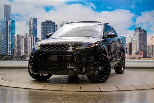 2021 Land Rover Range Rover Evoque P300 R-Dynamic HSE AWD