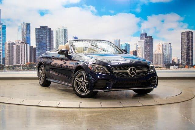 2021 Mercedes-Benz C-Class C 300 4MATIC Cabriolet AWD