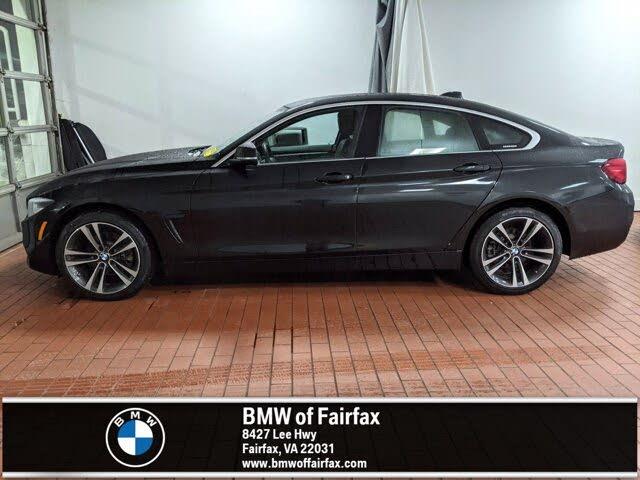 2020 BMW 4 Series 430i xDrive Gran Coupe AWD