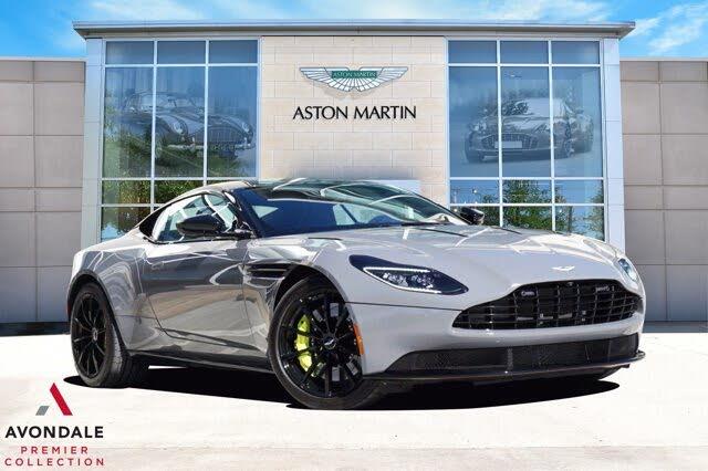 2019 Aston Martin DB11 AMR RWD