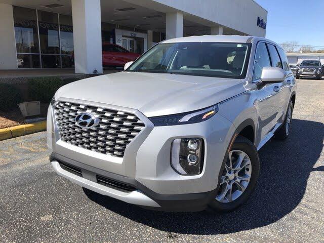 2021 Hyundai Palisade SE FWD