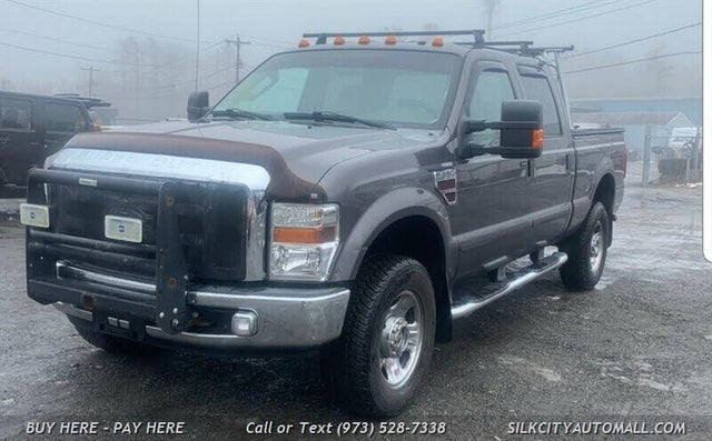2008 Ford F-350 Super Duty XLT Crew Cab 4WD