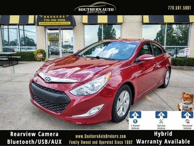 2014 Hyundai Sonata Hybrid FWD