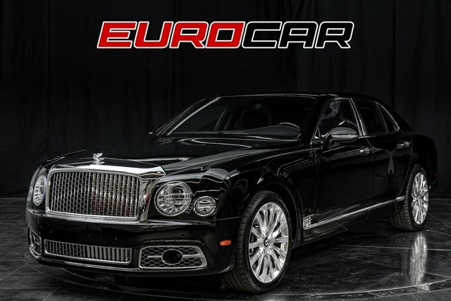 2017 Bentley Mulsanne RWD