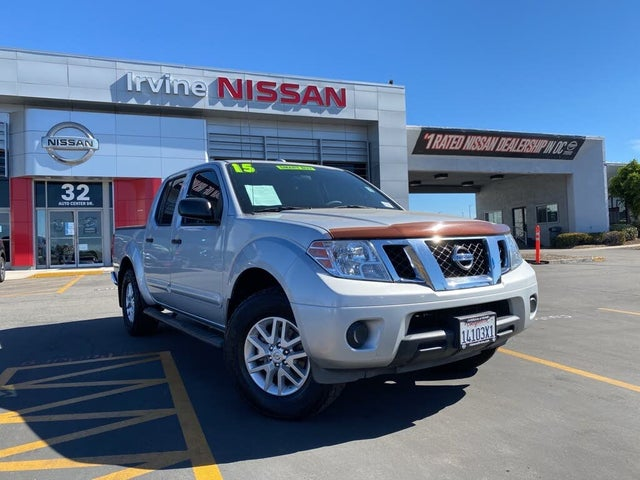 2015 Nissan Frontier SV Crew Cab