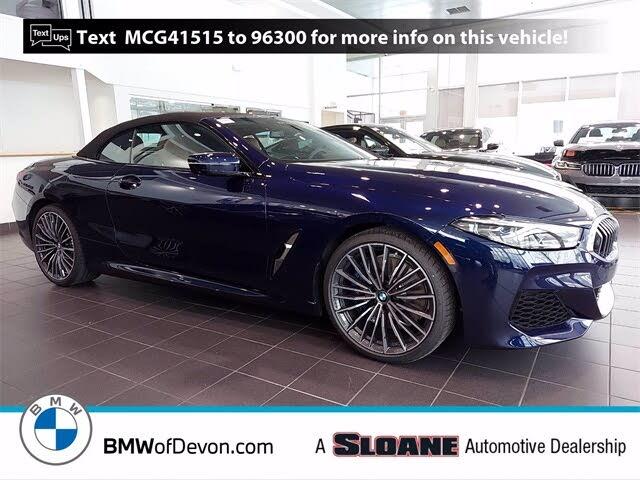 2021 BMW 8 Series