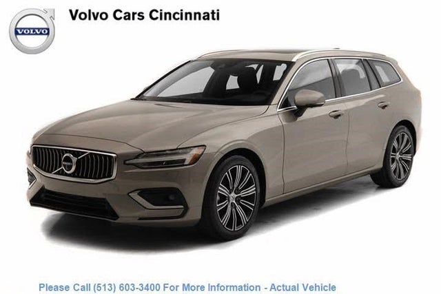 2019 Volvo V60 T6 Inscription AWD