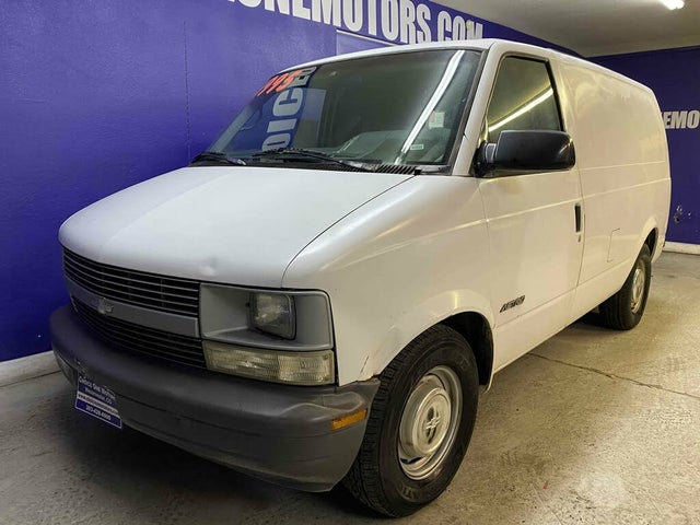 1995 Chevrolet Astro Cargo Extended RWD