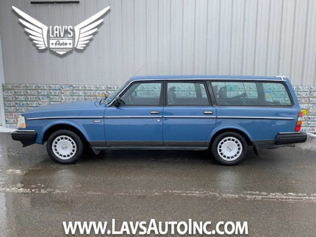 1989 Volvo 240 DL Wagon