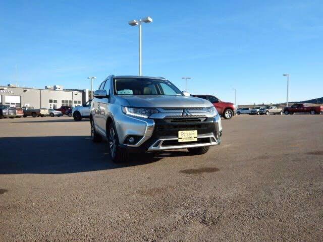 2019 Mitsubishi Outlander SEL S-AWC AWD