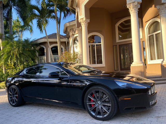 Used 2011 Aston Martin Rapide For Sale Right Now Cargurus