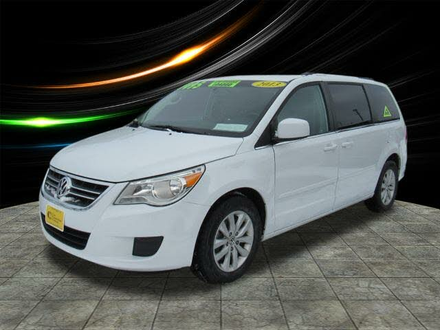 Used 2013 Volkswagen Routan for Sale Near Me - CarGurus