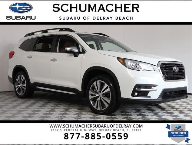 2019 Subaru Ascent Touring 7-Passenger AWD