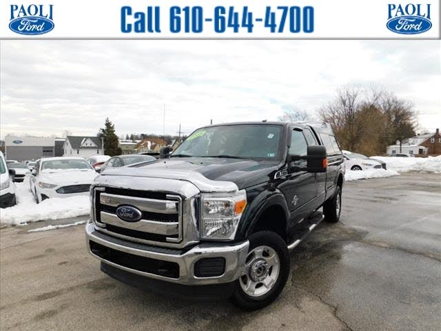 2015 Ford F-350 Super Duty XLT SuperCab 4WD
