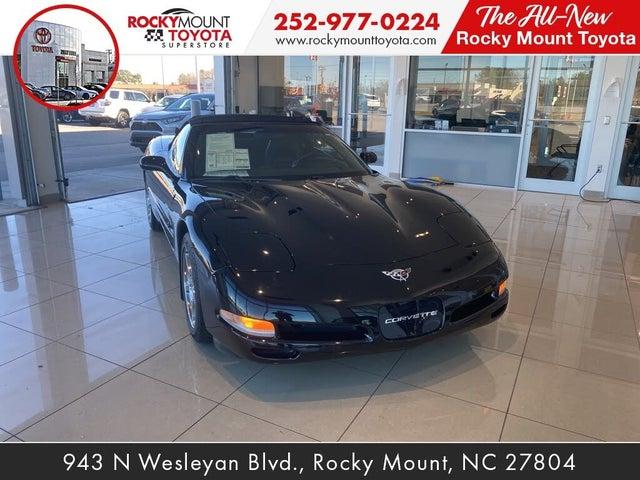 Used Chevrolet Corvette For Sale In Swansboro Nc Cargurus