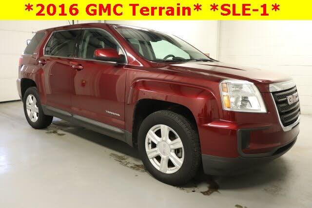 2016 GMC Terrain SLE1