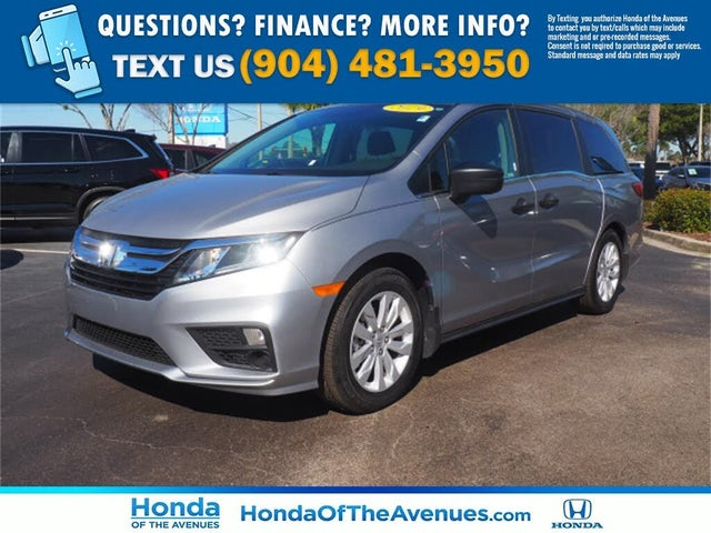 2019 Honda Odyssey LX FWD