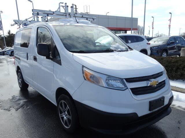 2015 Chevrolet City Express LS FWD