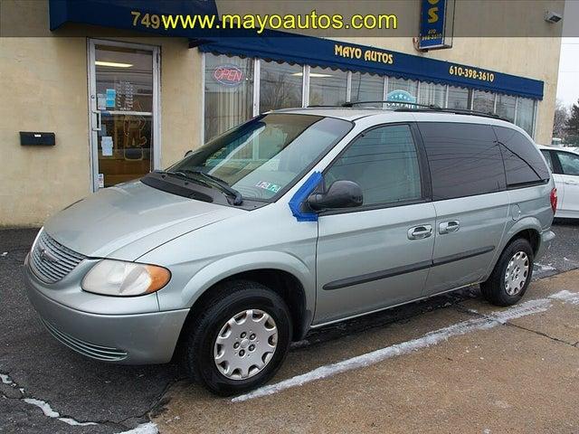 2003 Chrysler Voyager 4 Dr LX Passenger Van