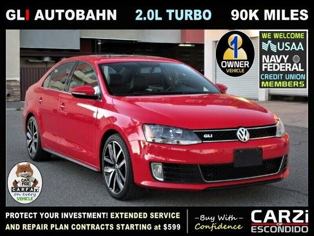2012 Volkswagen Jetta GLI Autobahn FWD