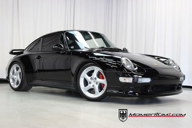 1997 Porsche 911 Carrera 4S AWD