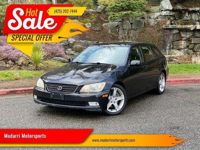 2003 Lexus IS 300 SportCross Wagon RWD