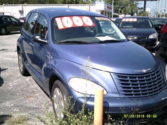 2006 Chrysler PT Cruiser Wagon FWD