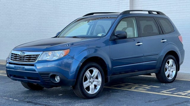 2010 Subaru Forester 2.5 X Limited