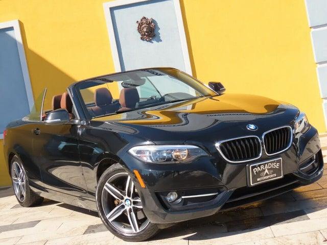 2017 BMW 2 Series 230i Convertible RWD