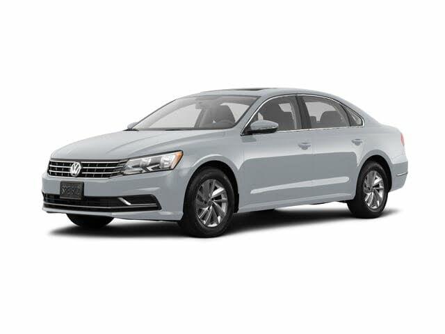 2018 Volkswagen Passat 2.0T SE FWD with Technology