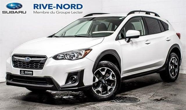 2019 Subaru Crosstrek Convenience AWD