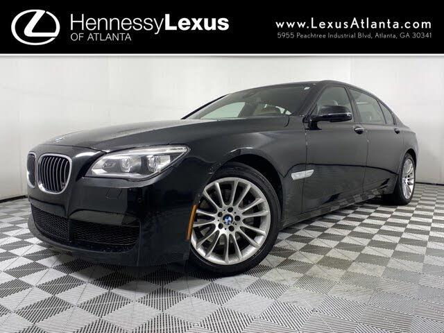 2015 BMW 7 Series 740Li RWD