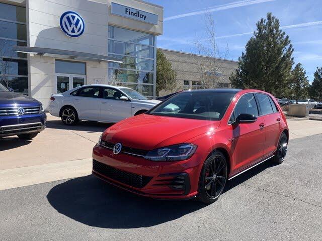 2021 Volkswagen GTI 2.0T SE FWD