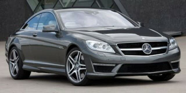 2011 Mercedes-Benz CL-Class CL AMG 63